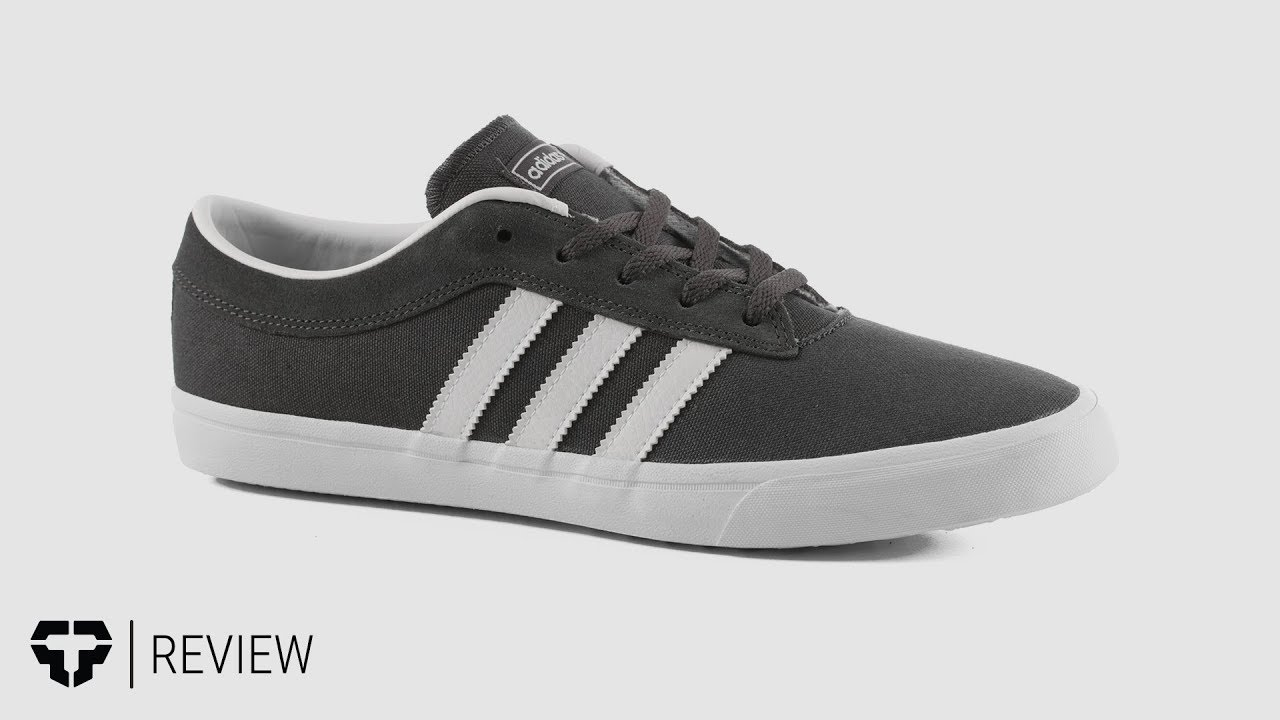 Adidas Sellwood Skate Shoes Review - Tactics.com