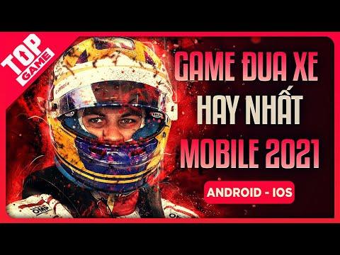 Top Game Mobile Đua Xe Online Hay, Đồ Họa Đẹp Nhất 2021 | Android – IOS