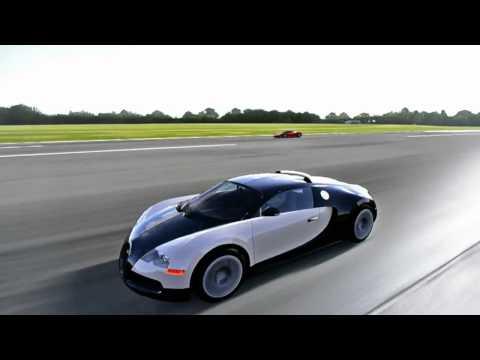 Supercharged Enzo Ferrari Vs Turbocharged Bugatti