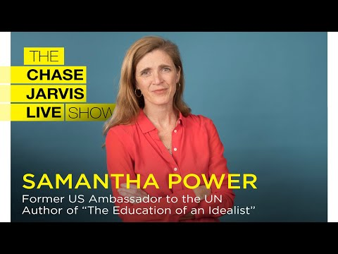Samantha Power On The Power Of Idealism