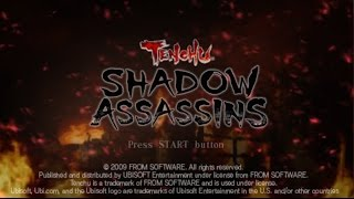 Wii Longplay [011] Tenchu: Shadow Assassins (Part 1 of 3)
