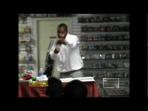 DR. UMAR Abdullah Johnson Exposes Obama and Many More!!!