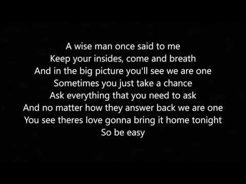 One Soul - By: Radical Something (Lyric Video)