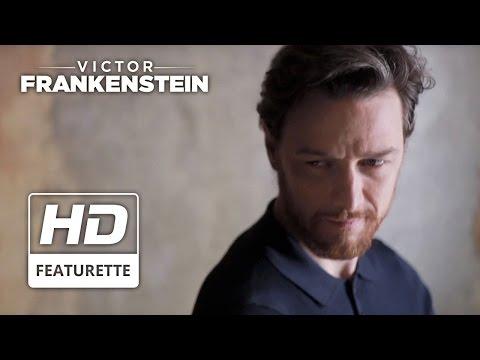 Victor Frankenstein | James McAvoy Q&A | Official HD Featurette 2015