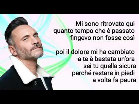 Nek Cosa Ci Ha Fatto L Amore Testo 2019