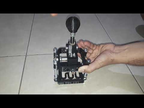 DIY H Shifter SIM , Perseneling Simulator