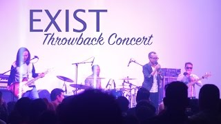 exist throwback concert   seperti dulu percayakan siti