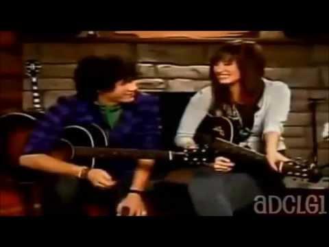 Nick Jonas ft. Demi Lovato - Nothing Would Be Better w/ Lyrics (NEMI 2008-2014)