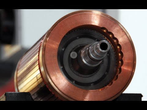 How Its Made Tesla Electric Motor Manufacture