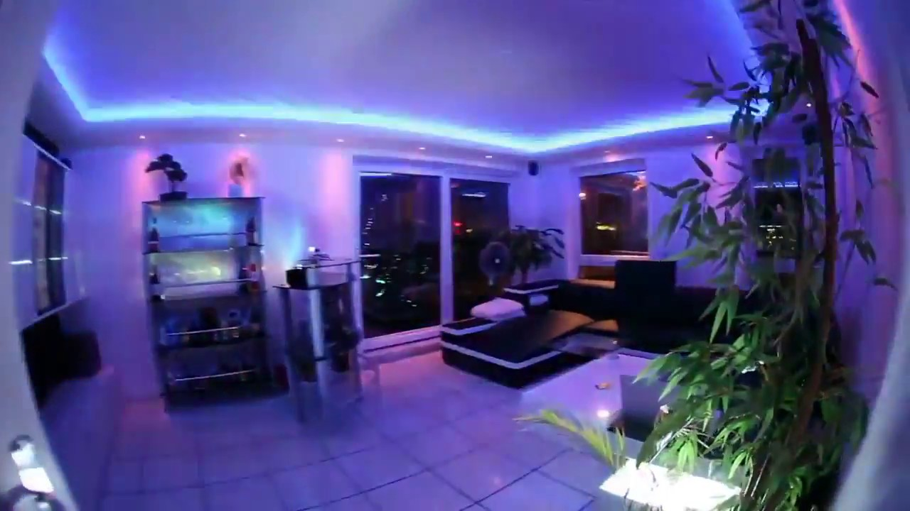 LED Strip Lights kit with Wireless Remote Controller - YouTube