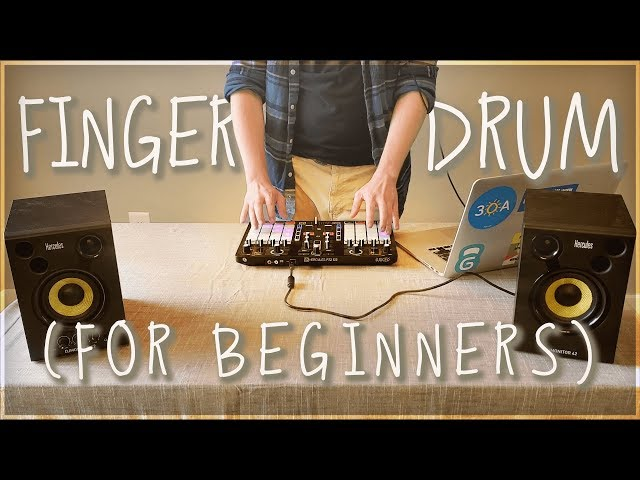 A Beginner's Guide to Finger Drumming