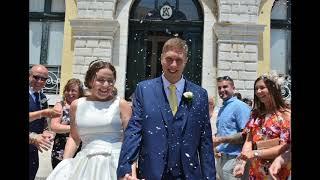 Weddings in Corfu town