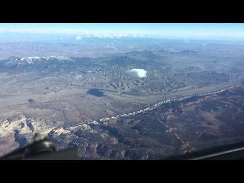 Beautiful Aerial Views of the Western United States