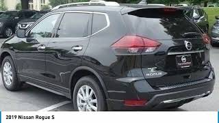 2019 Nissan Rogue Used 2019 Nissan Rogue S 191047