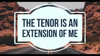 Lew Tabackin   The Tenor Is An Extension of Me