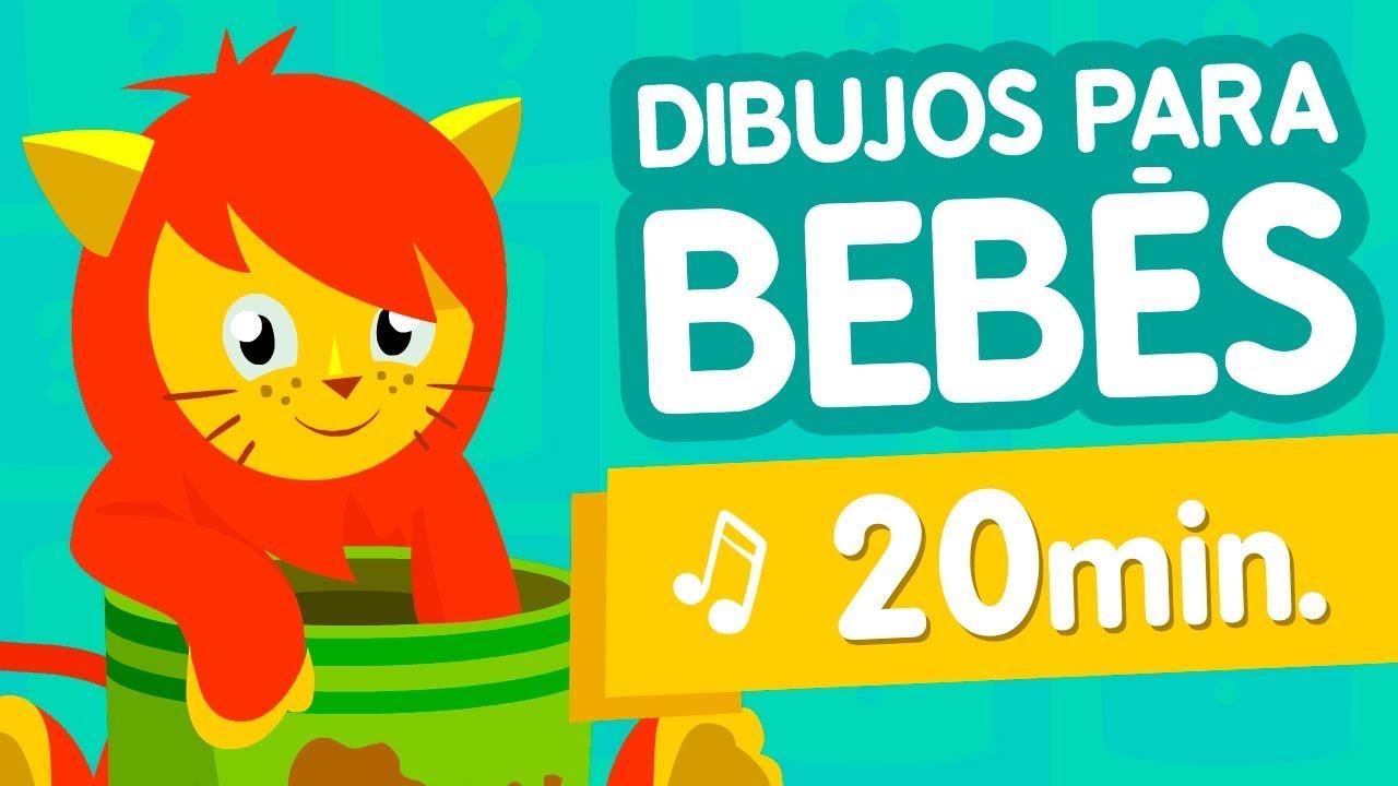 Cocodrilo Cubo Sorpresa 03 Videos Con Dibujos Para Bebés De 3 Meses A 6 Años Nene León Youtube