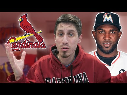 MARCELL OZUNA TRADED TO CARDINALS REACTION