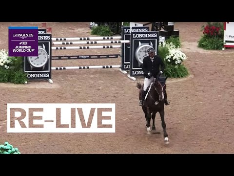 RE-LIVE   Welcome Speed Classic   Las Vegas (USA)   Longines FEI Jumping World Cup 2019/20 NAL