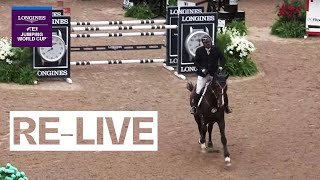 RE-LIVE | Welcome Speed Classic | Las Vegas (USA) | Longines FEI Jumping World Cup™ 2019/20 NAL