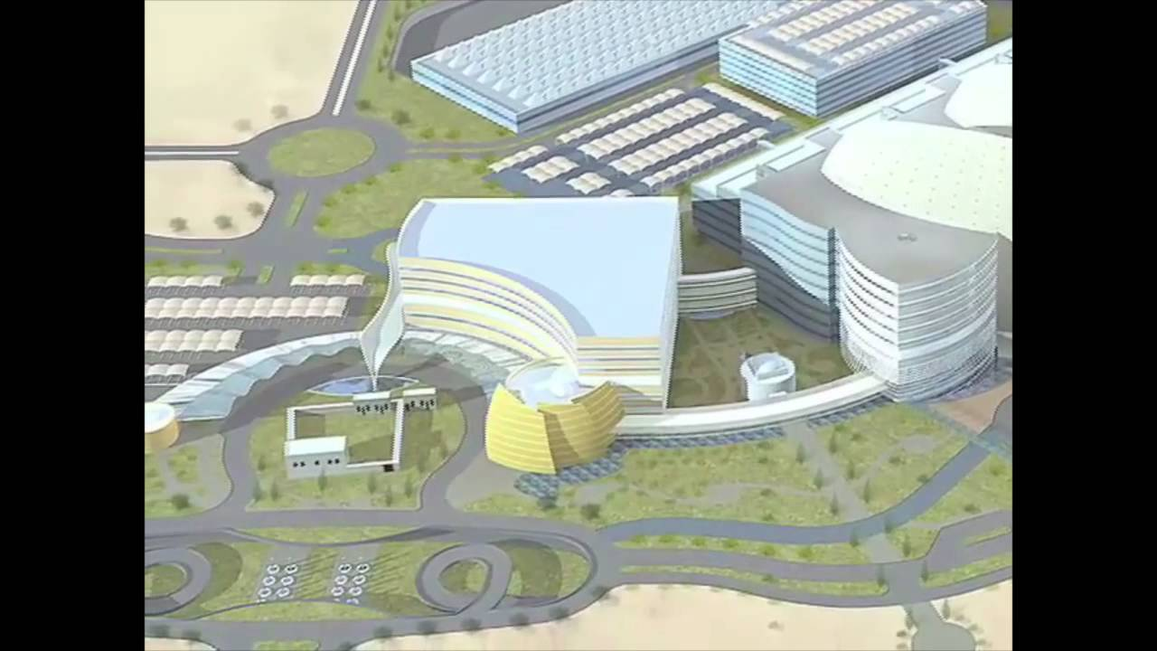 Sidra Medical and Research Center - Virtual Tour - YouTube