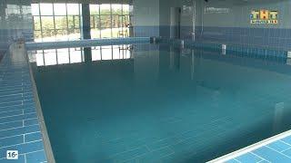 Закончен ремонт бассейна «Дельфин»