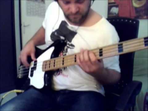Please | Maxeen Bass Cover | Fender Jaguar Bass Modern Player