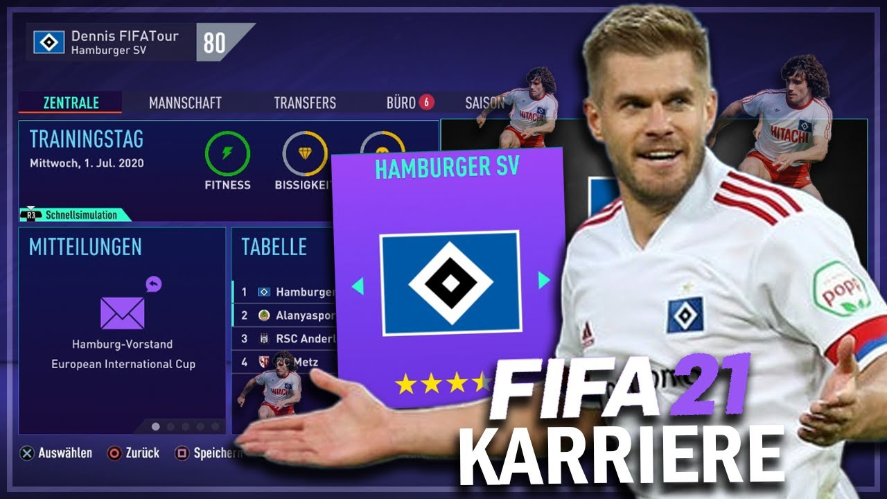 fifa 21 legende zuruck zum hamburger sv hsv karriere 1