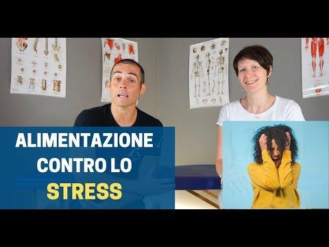 ALIMENTAZIONE e STRESS: consigli per ridurre lo STRESS grazie al CIBO
