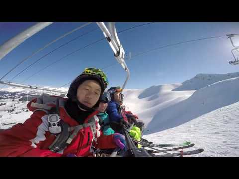Whistler Blackcomb Skiing Adventure - Family Day Feb 13, 2017