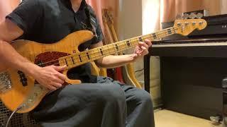 ずっと真夜中でいいのに。 zutomayo - 秒針を噛む Bass Cover (Sandberg Masterpiece Limited Edition TT4)