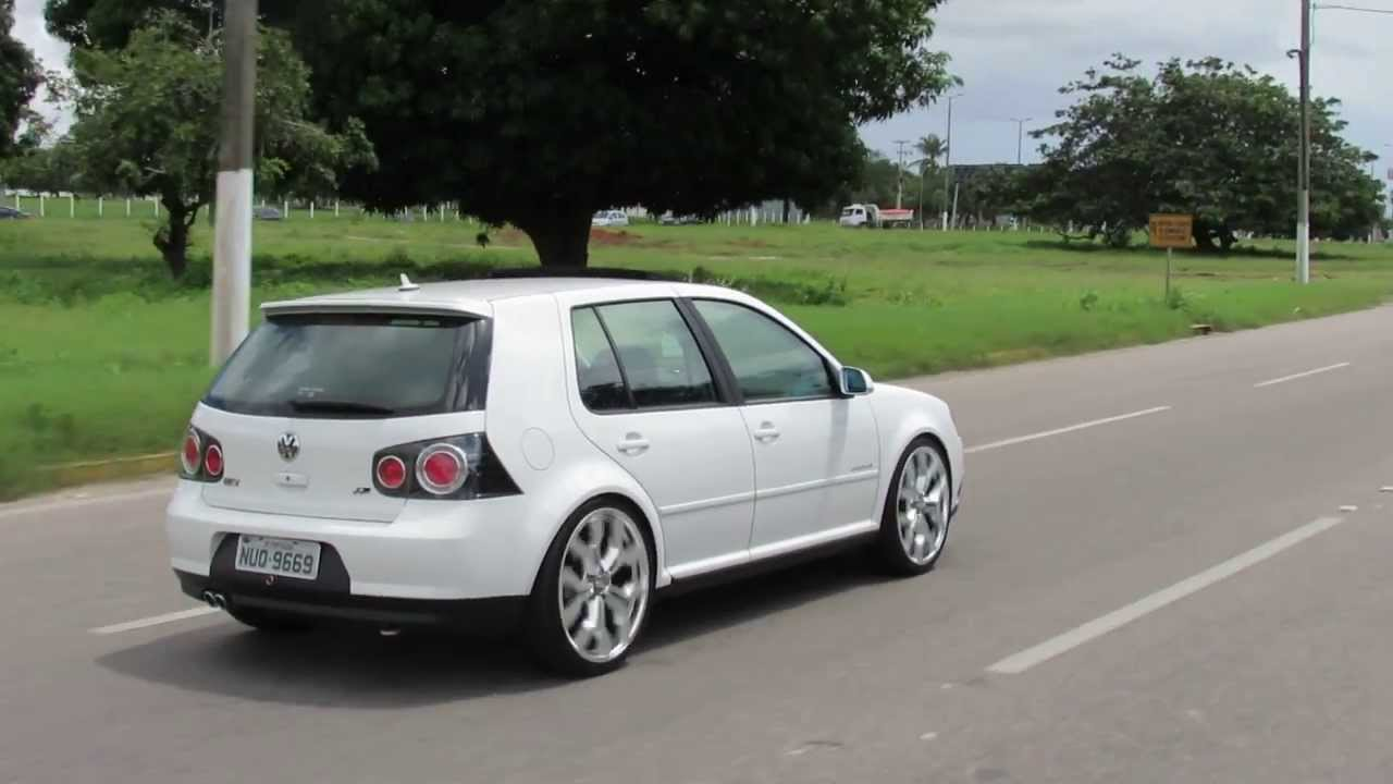 Black Golf R >> VW Golf Sportline Exclusive Edition MKV 2011 - YouTube