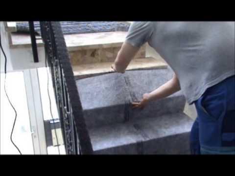 Scale proteggono con profilo per i gradini scala resistente agli
