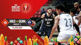 Hong Kong v Guam | Full Game - Asia Cup 2021 Qualifiers