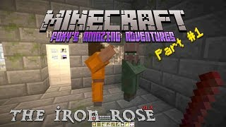 Minecraft - Foxy's Amazing Adventures - The Iron Rose {1} - Slime City