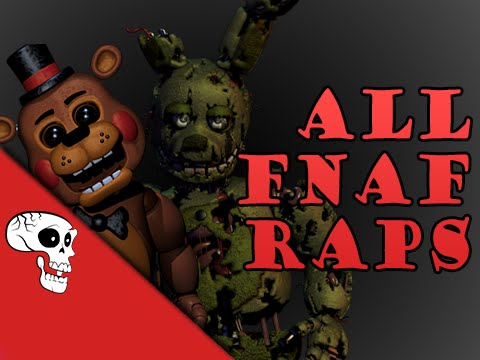 Five Nights at Freddy's Raps (1-3) by JT Music