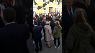 Norges nasjonaldagen 17. Mai 2017. Gratulerer med dagen folkens