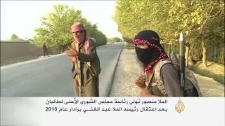 """تسلسل تاريخي لحياة زعيم """"طالبان"""" الملا منصور"""