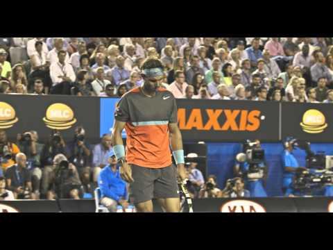 The Mens Final in 4K - Australian Open 2014