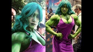 Isabelle (HULK) Turell - Female Bodybuilding Motivation