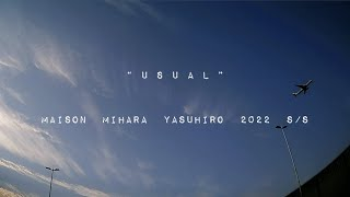 "Maison MIHARA YASUHIRO 2022 S/S COLLECTION ""USUAL"""