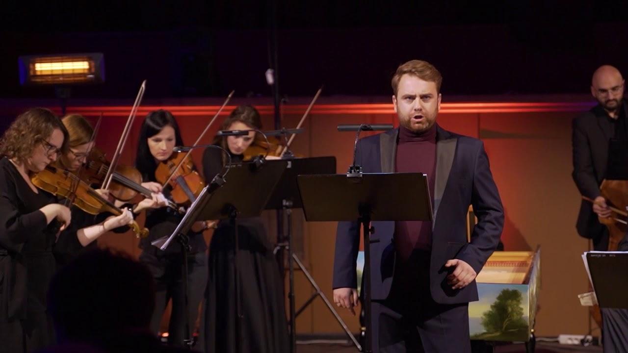"""Va tacito e nascosto"" - Rafał Tomkiewicz countertenor & Altberg Ensemble"
