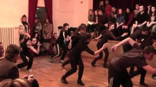 "BIOMECHANICS MEYERHOLD. The Third International Festival of Theatre schools ""Inspiration""..mp4"