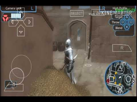 Assassin S Creed Bloodlines Finding Jailors Key Android Gameplay Ppsspp Emulator Moto E4 Plus Youtube