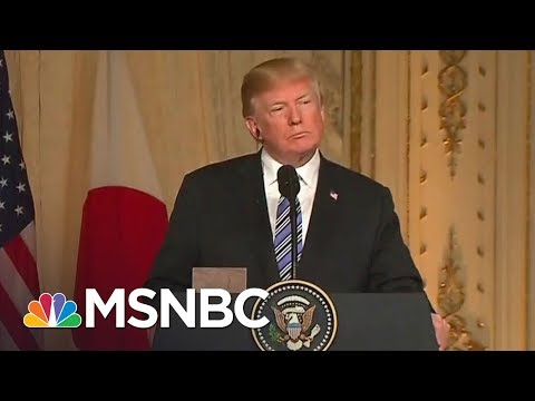 Rpt: President Donald Trump Advised To Fire Rod Rosenstein | The Last Word | MSNBC