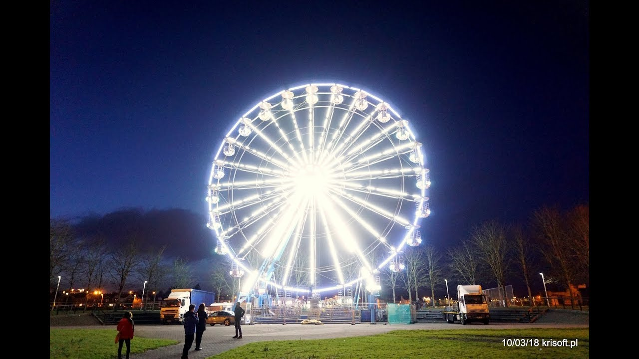 Panoramic Wheel in Limerick (2018)