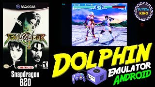 🐋Soulcalibur II Android/Dolphin/GameCube/Snapdragon 820 GamePlay | Dolphin Emulator Android ! 📺