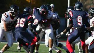 Dewitt Clinton Football - Tykeem Williams (class of 2012)
