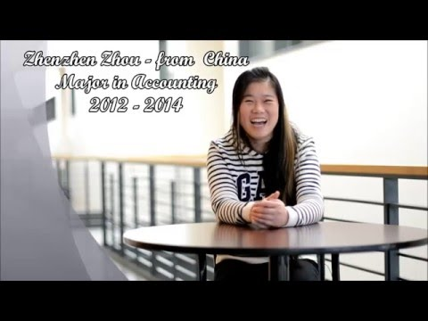 Zhenzhen's experience at Skagit Valley College