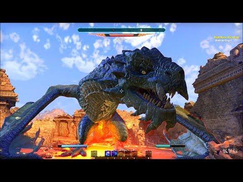 The Elder Scrolls Online - Elsweyr Gameplay (PC HD) [1080p60FPS]
