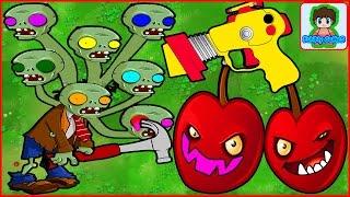 Игра Растения против зомби от Фаника Plants vs zombies 41